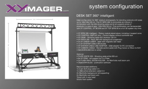 DESK SET 360 inteligent