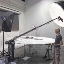 Fischer Ski richtet 3D Fotostudio ein