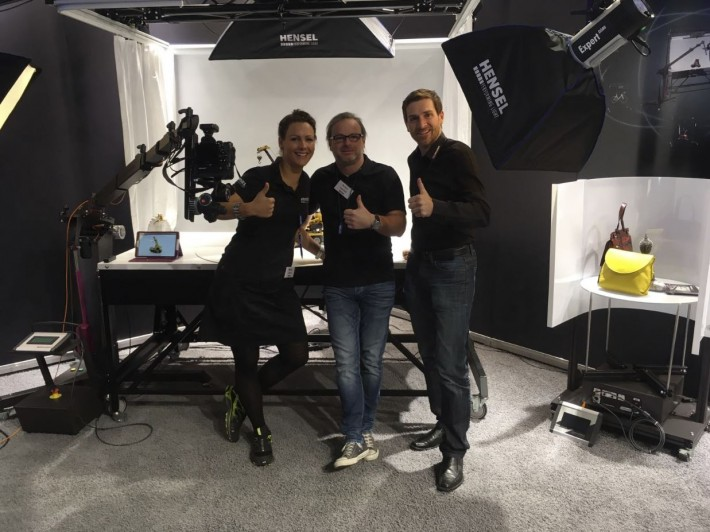Thank you for your visit on photokina 2016
